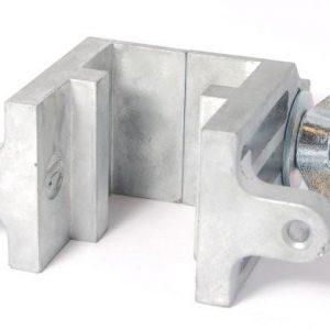 Verbindingsklem Aluminium