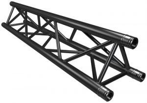 Truss Driehoek 250 cm zwart
