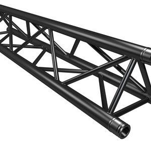Truss Driehoek 300 cm zwart