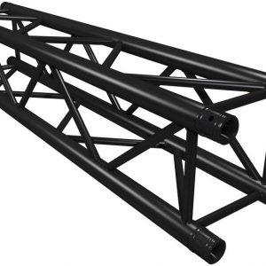 Truss vierkant 100 cm zwart