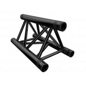 Truss Driehoek 50 cm zwart
