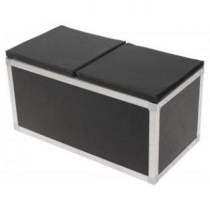 Flightcase 2-zits blok 1115664