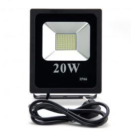 20W LED Verstraler Neutraal wit